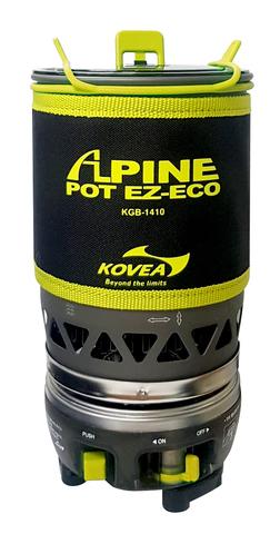 Система приготовления пищи Kovea Alpine Pot EZ-ECO KGB-1410