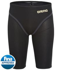 НОВИНКА 2020!!! Стартовые шорты ARENA Men's Powerskin Carbon-Core FX Jammer - FINA approved black/gold ПОД ЗАКАЗ