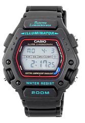 Мужские электронные часы Casio DW-290-1VS