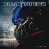 Soundtrack / Transformers - The Album (Coloured Vinyl)(LP)