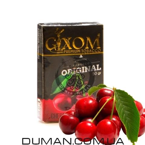Табак Gixom Cherry (Гиксом Вишня)