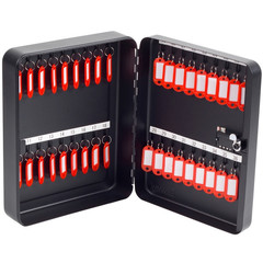 Метал.Мебель Office-Force Шкаф для 36 ключей.20092,код.зам240х80х300