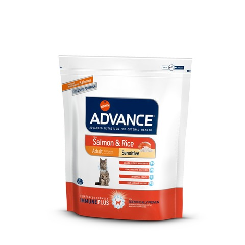 Сухой корм Advance Adult Salmon Sensitive