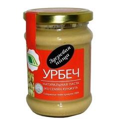 Урбеч-паста, Биопродукты, натуральная, из семян кунжута, 280 г