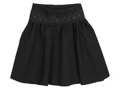 2577-2 юбка детская, черная