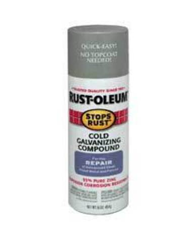 Stops Rust Cold Galvanizing Compound компаунд для холодного цинкования