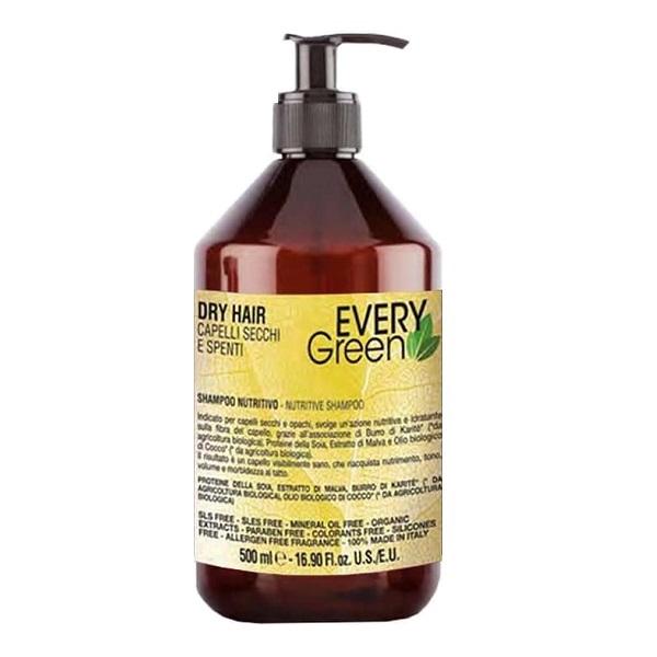 Кондиционер для сухих волос Dikson Every Green Dry Hair Condizionante Nutriente 500мл