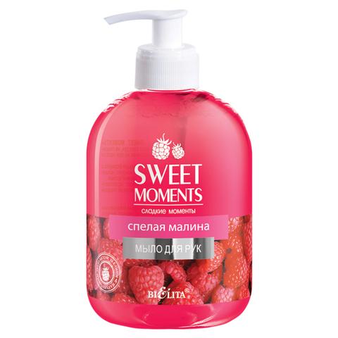 Жидкое мыло для рук SWEET MOMENTS