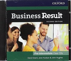 BUSINESS RESULT PRE-INT  2E CL CD