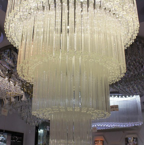 cristal chandelier 34-03  ( Cristal palace )