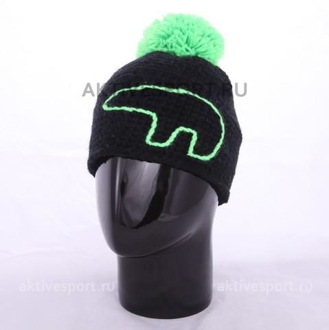 шапка Eisbar jay pompon