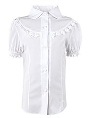 0273 блузка детская, белая