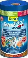 """TetraPro Menu корм для всех видов рыб """"4 вида"""" мелких хлопьев 250 мл"""