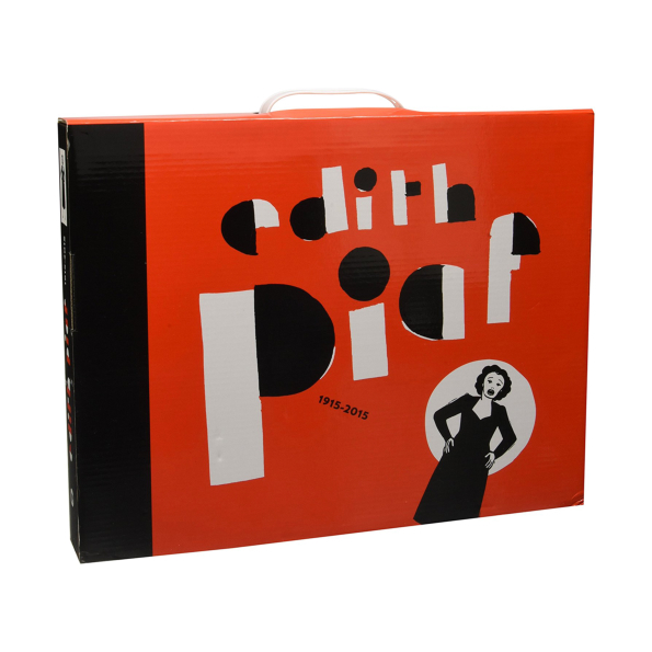 Edith Piaf   Integrale 2015 (Limited Deluxe Boxset Edition)(20CD+10