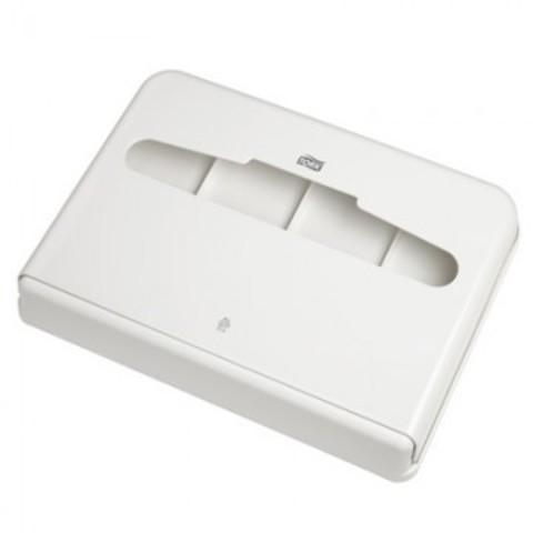 Диспенсер для покрытий на унитаз Tork Elevation V1 344080 белый