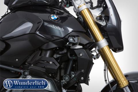 Комплект доп.света Micro Flooter BMW R1200R LC серебро