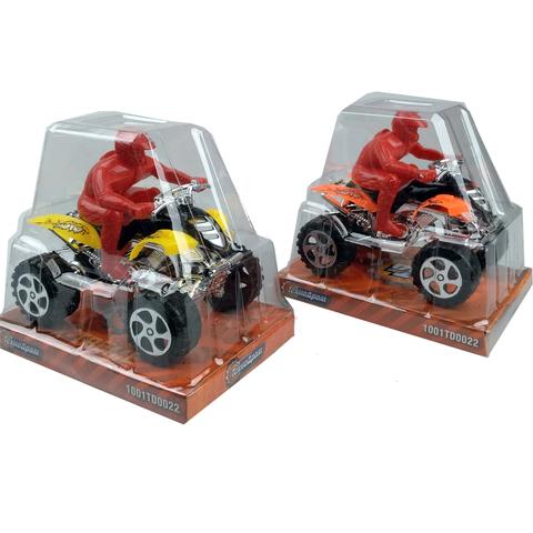 1001TD0022 Машинка с механизмом