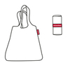 Сумка mini maxi shopper red