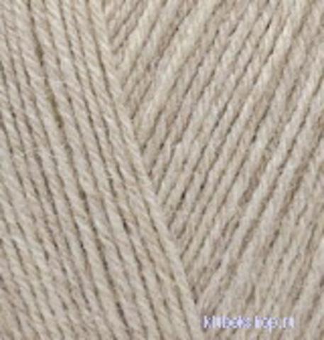 Пряжа Superwash (Alize) 152 Бежевый меланж, фото
