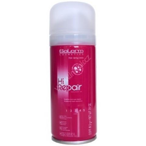 Лак для волос сильной фиксации  Hi-Repair Salerm, 100 мл.