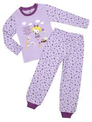 201447/2-2 пижама для девочек, сиреневая
