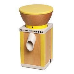 Электрическая мельница для зерна KoMo KoMoMio, желтый