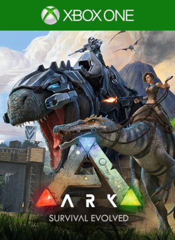 Microsoft Xbox One ARK: Survival Evolved (русские субтитры)
