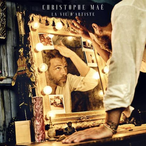 Christophe Mae / La Vie D'artiste (2LP)