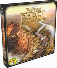 7 чудес: Вавилон / Seven Wonders: Babel