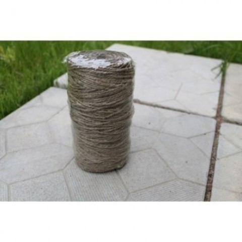 Шпагат льняной полированный 2,4мм, 1 кг