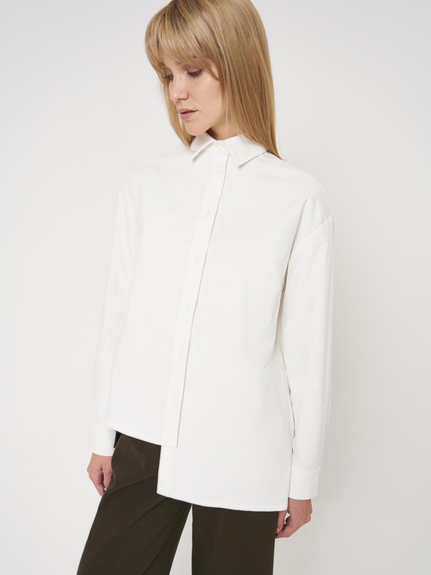 Рубашка Meryl асимметричная