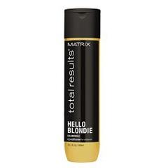 Кондиционер для натуральных и окрашенных светлых волос Matrix Total Results Blonde Care Conditioner 300 мл