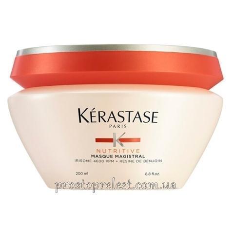 Kerastase Nutritive Masque Magistral - Маска для интенсивного питания очень сухих волос