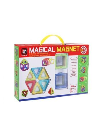 Магнитный 3D-конструктор Magical Magnet (20 дет.)
