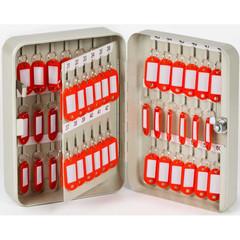 Метал.Мебель Office-Force Шкаф для 60 ключей.20071,сер,180х80х250