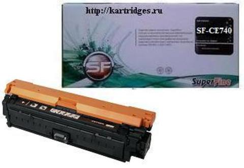 Картридж SuperFine SFR-CE740A