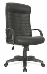 Кресло Консул стандарт кожа (черная)