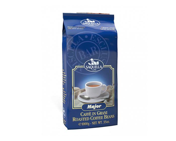 Кофе в зернах Saquella Major, 1 кг