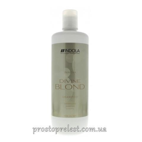 Indola Innova Divine Blond Shampoo - Шампунь для светлых волос