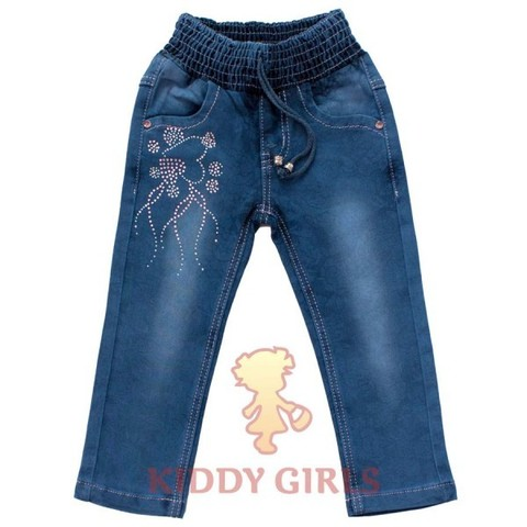 Flower Denim 31137