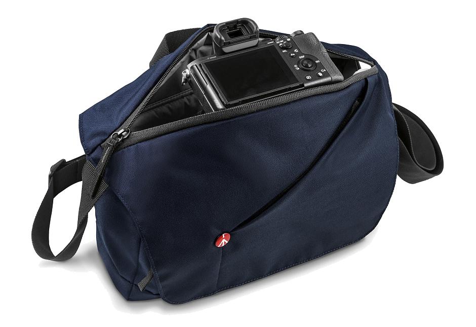 Manfrotto MB NX-M-BU NX Messenger Blue