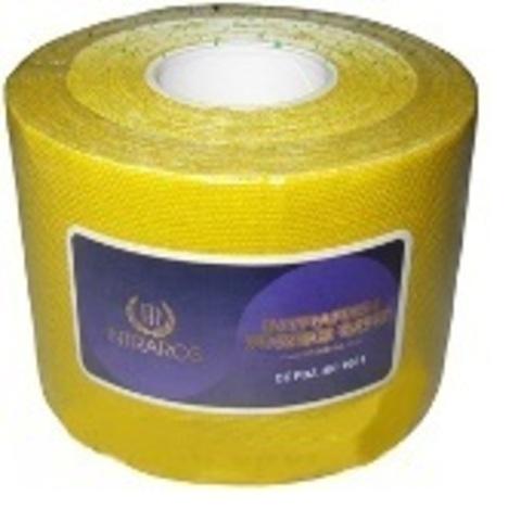 Эластичный физио-тейп Intrarich (Kорея), цвет желтый