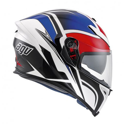 Шлем AGV K-5 Multi Roadracer White Red Blue