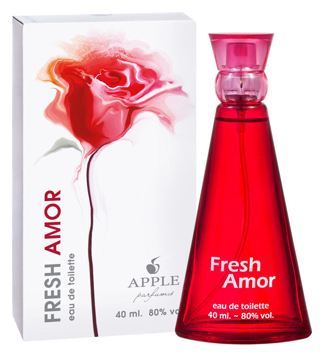 FRESH Amor, Apple parfums