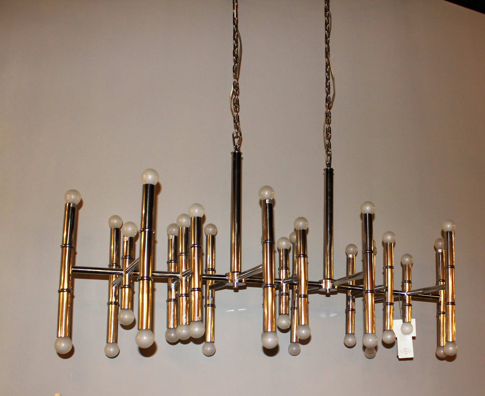 Meurice Rectangular Chandelier 2