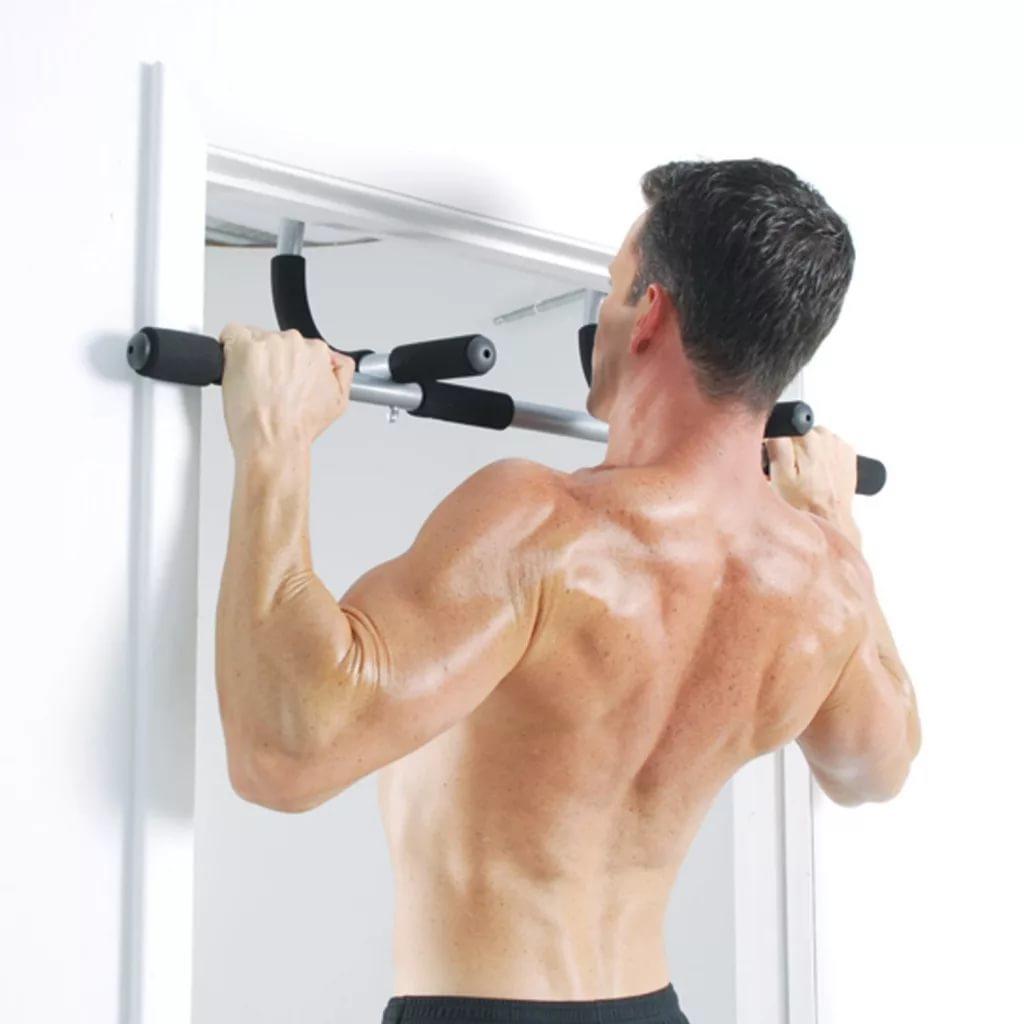 Спорт/Фитнес/Похудение Турник для дома №1 Iron Gym (Айрон Джим) turnik.jpeg