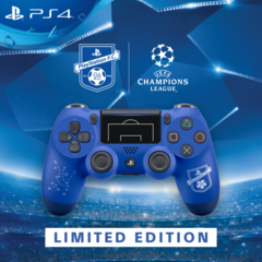PS4 Беспроводной контроллер DualShock 4 (синий FC, CUH-ZCT2E: SCEE)