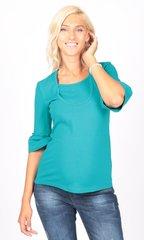 Евромама.  Блуза для беременных и кормящих