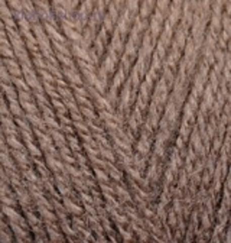 Alize Sekerim BEBE 534 Светло-коричневый - фото