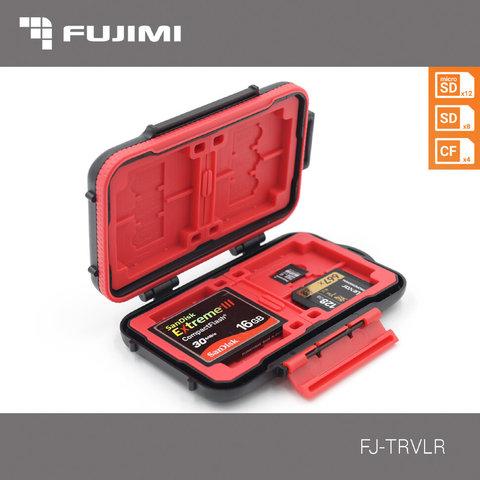 Кейс  для карт памяти Fujimi FJ-TRVLR